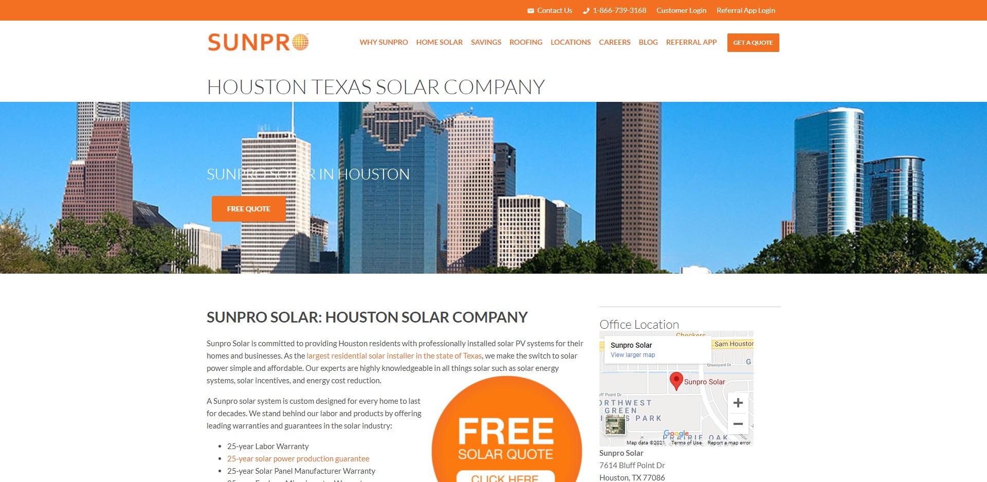 Houston Best Solar Battery Installers
