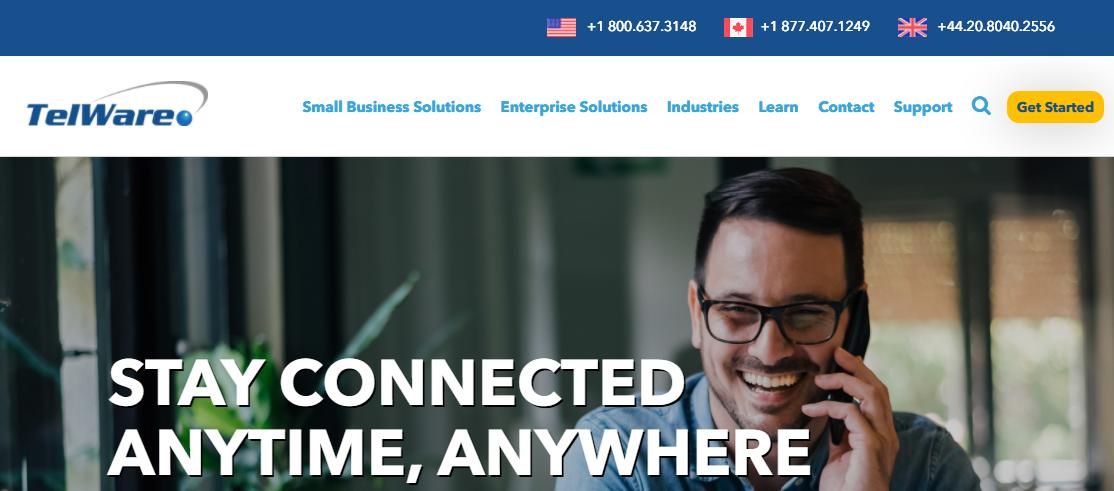 TelWare Corporation