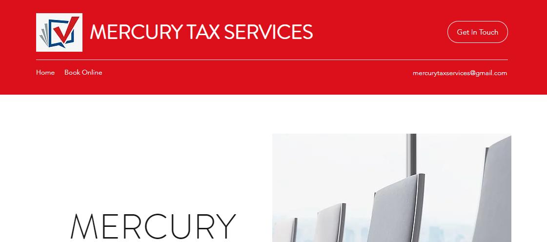 Mercury Tax Services