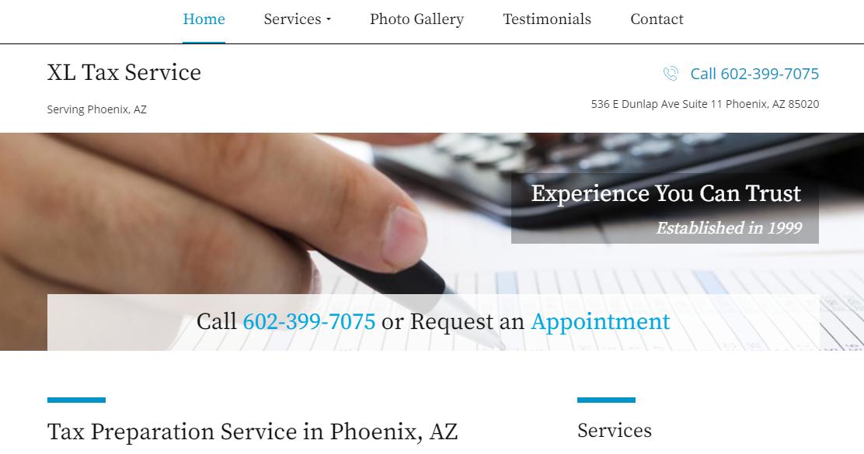 XL Tax Service