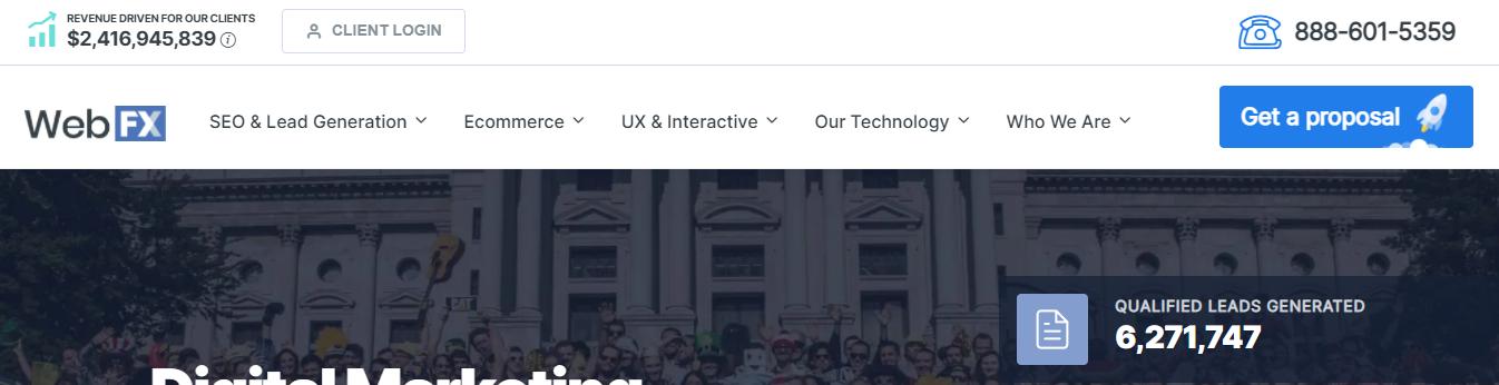 excellent digital marketing agencies in Philadelphia, PA
