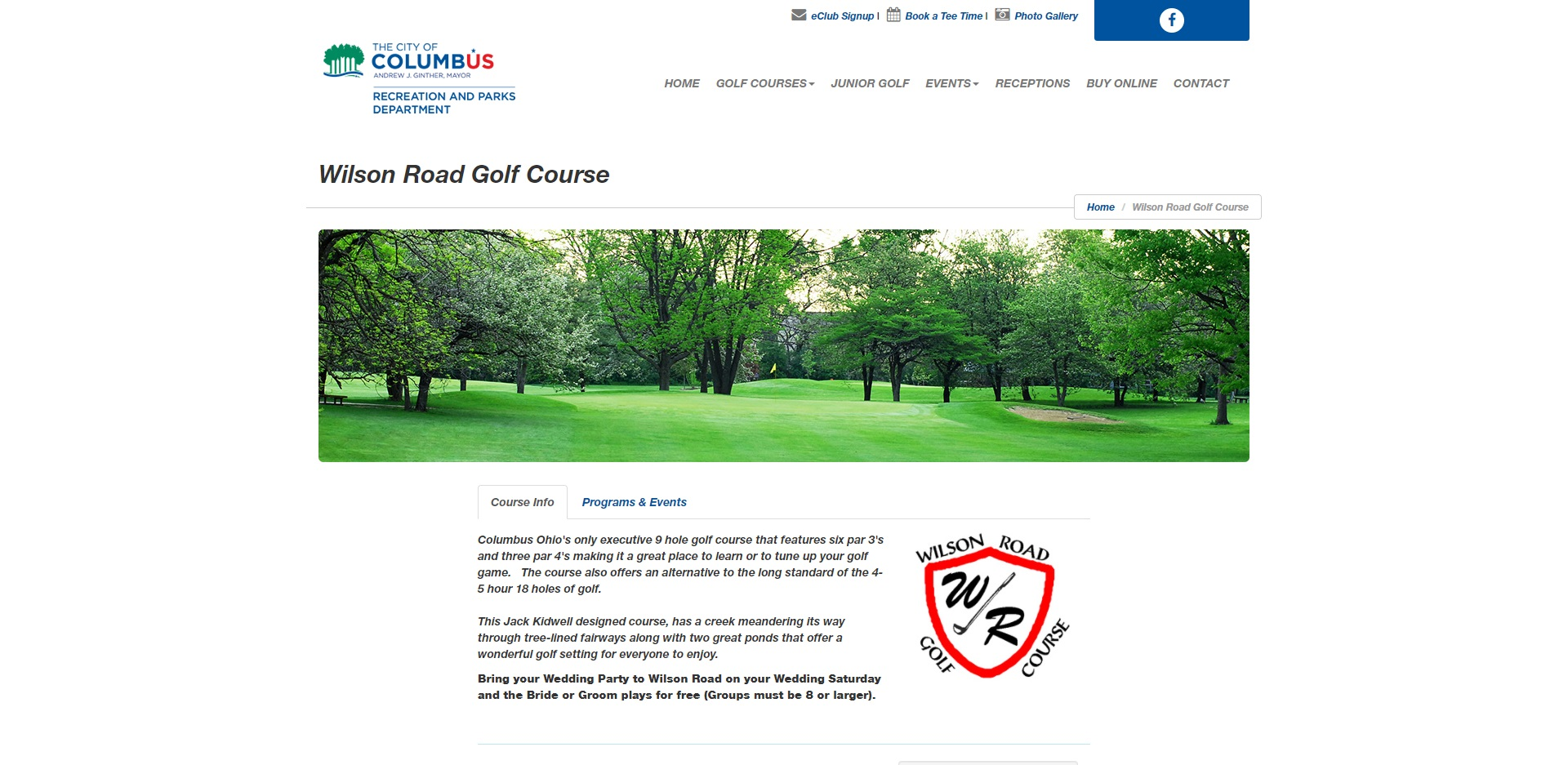Columbus's Best Golf Courses