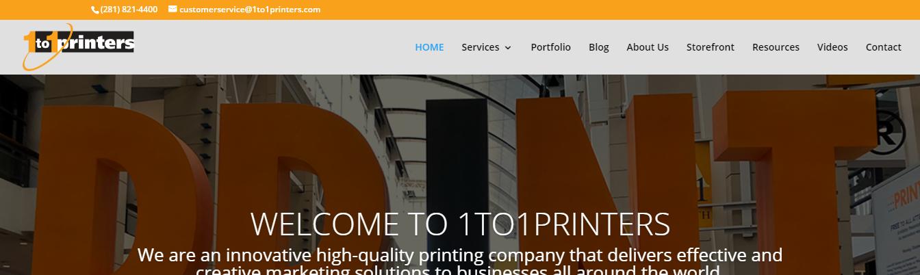 high-quality print shops in Houston, TX