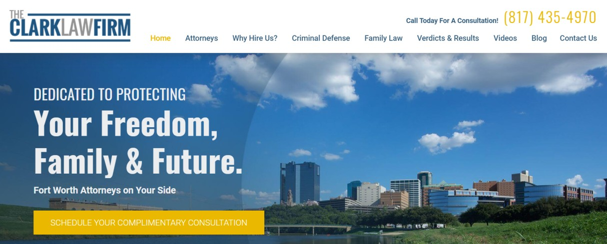 Best Consumer Protection Lawyers in Fort Worth