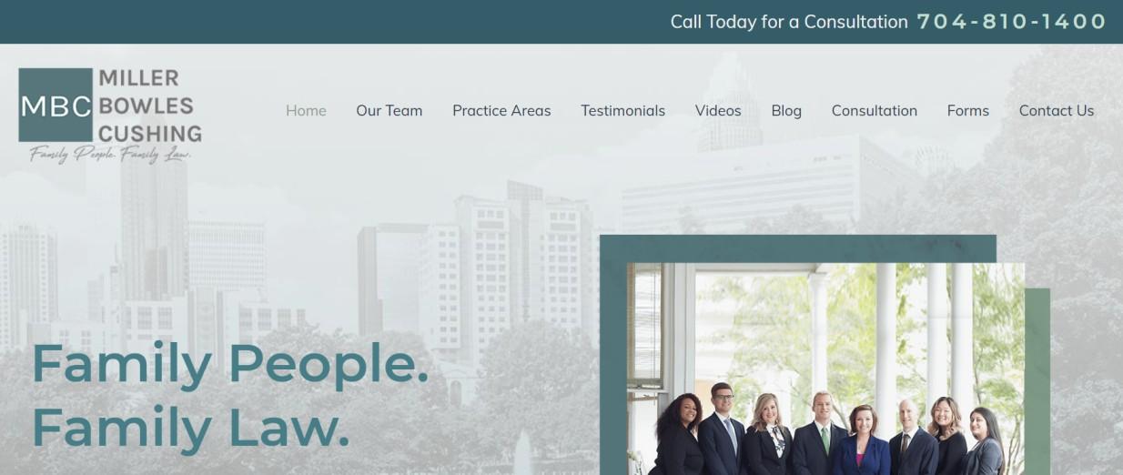 Best Divorce Attorneys in Charlotte