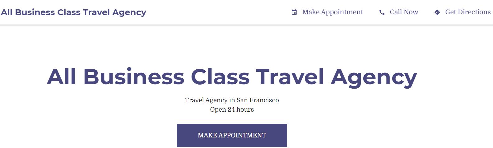 Best Travel Agencies in San Francisco