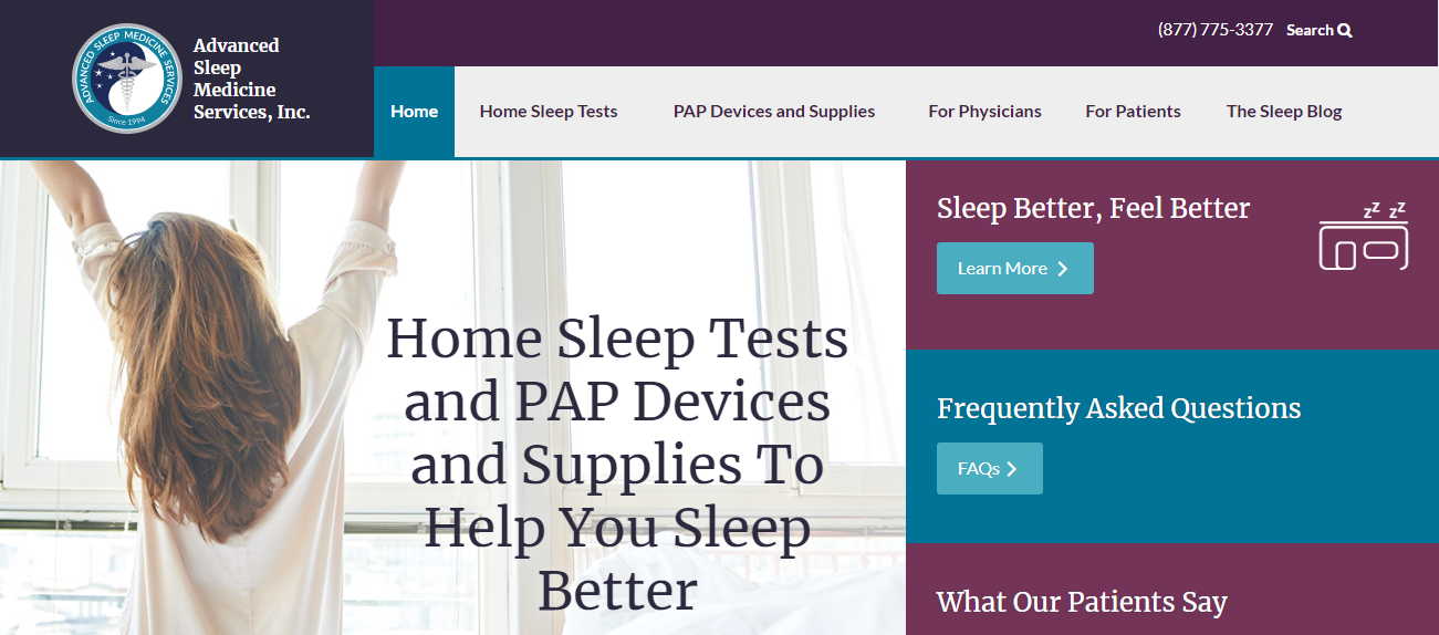 Advanced Sleep Medicine Services, Inc. in Los Angeles, CA