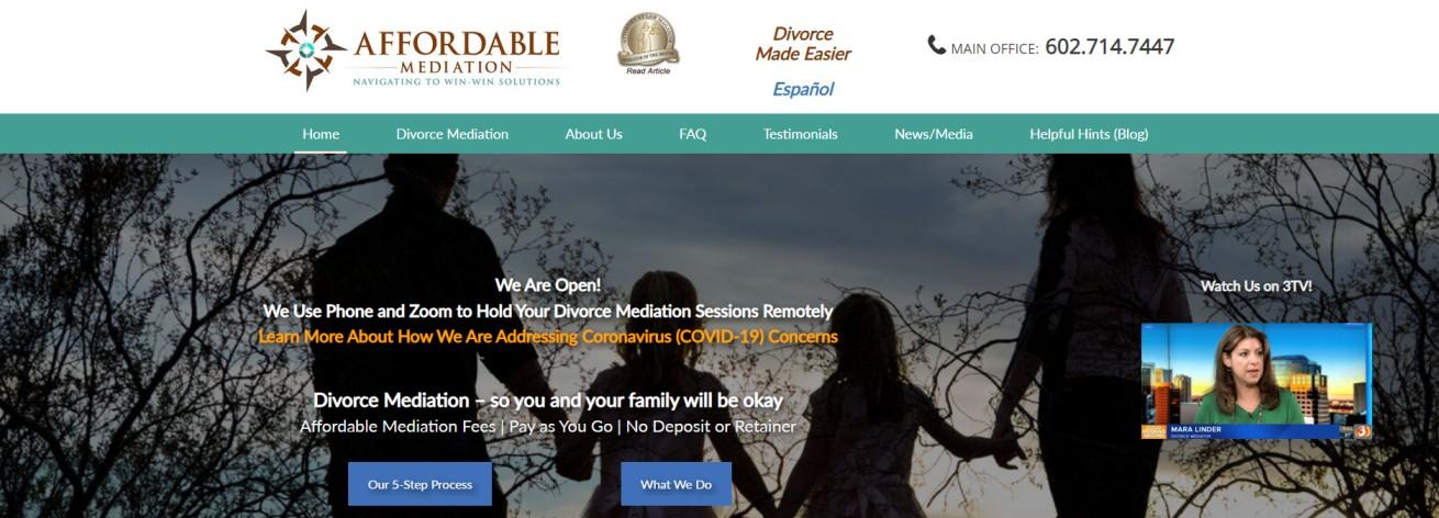 Affordable Mediation