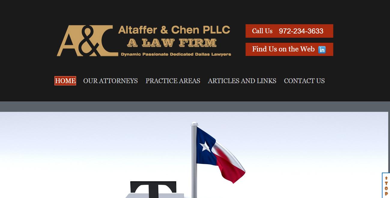 Altaffer & Chen PLLC in Dallas, TX