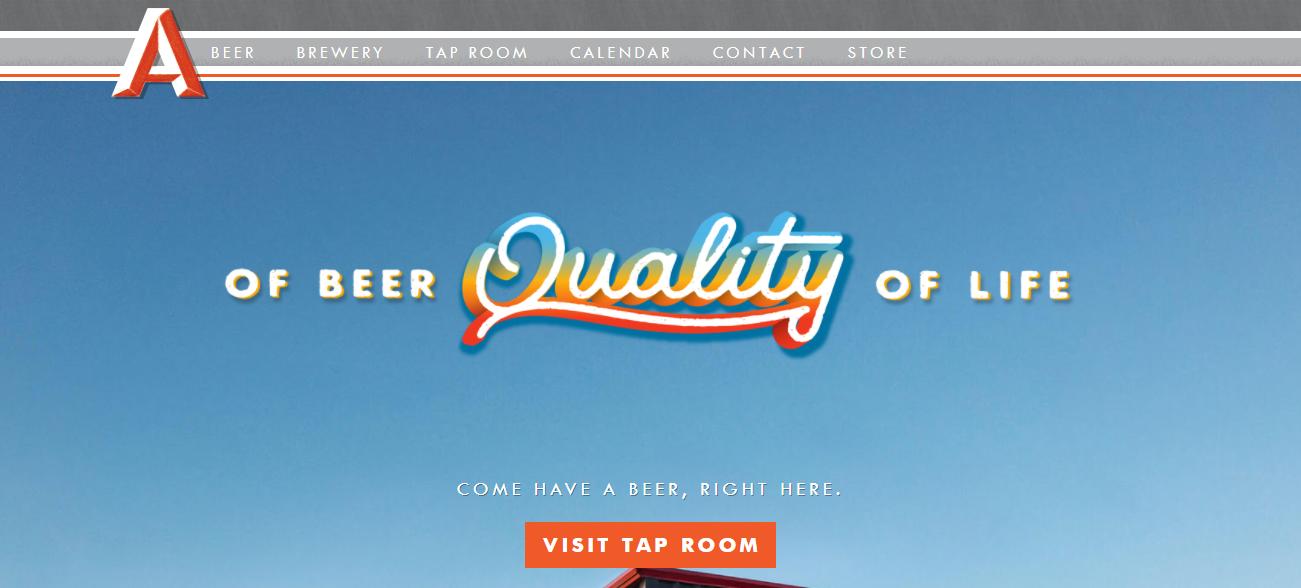 Austin Beerworks in Austin, TX