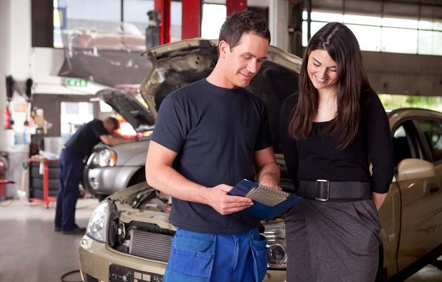Auto Repair Shops in Conroe, TX