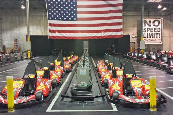 Autobahn Indoor Speedway & Events - Jacksonville, FL
