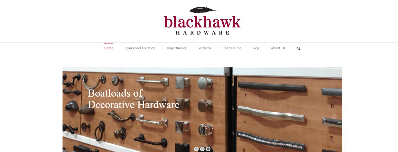 Blackhawk Hardware