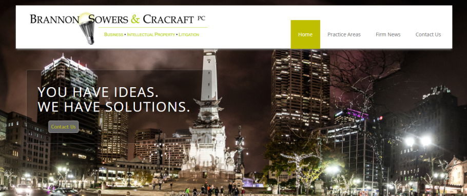 Brannon Sowers & Cracraft PC in Indianapolis, Indiana
