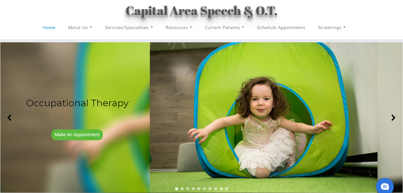 Capital Area Speech & Occupational Therapy in Austin, TX