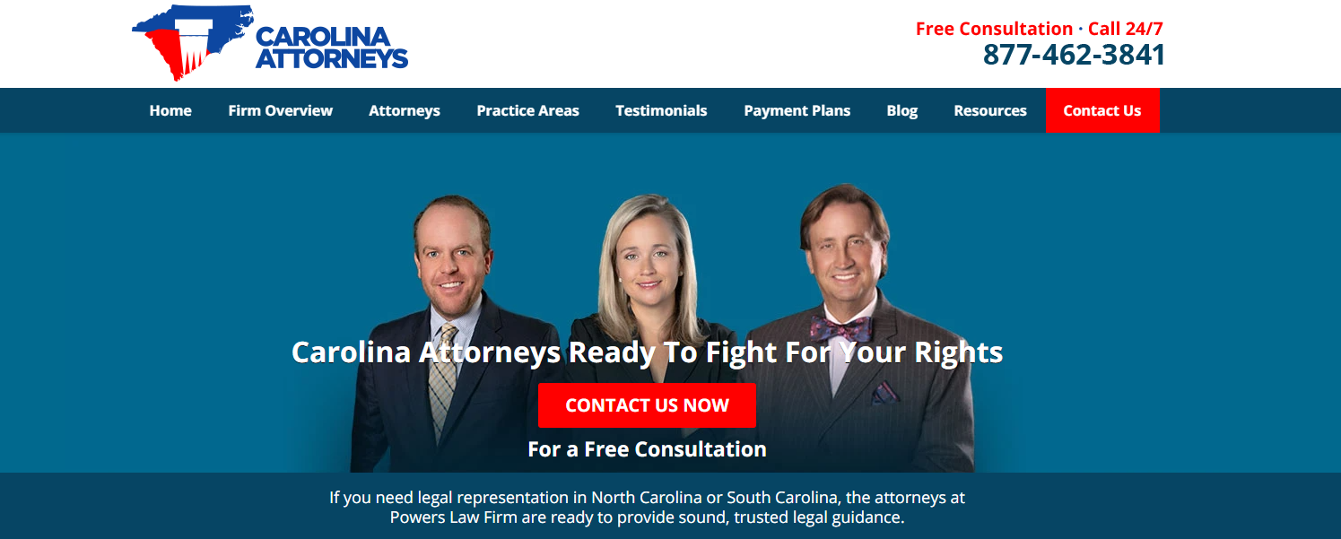 Powers Law Firm PA