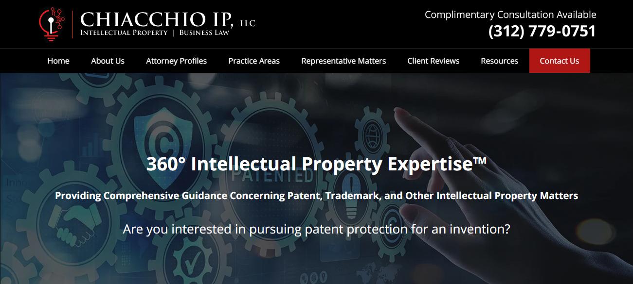 Chiacchio IP, LLC in Chicago, IL