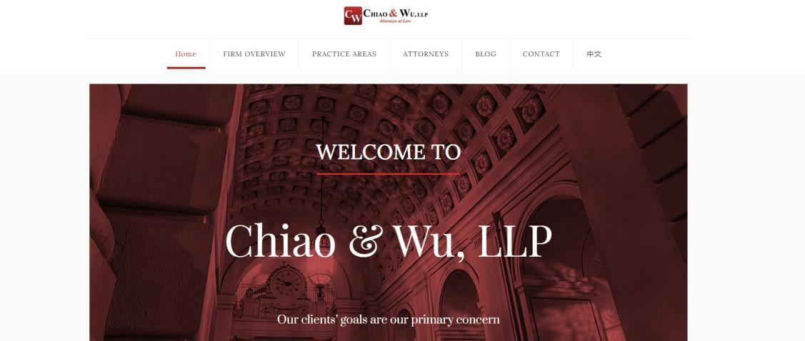 Chiao & Wu, LLP