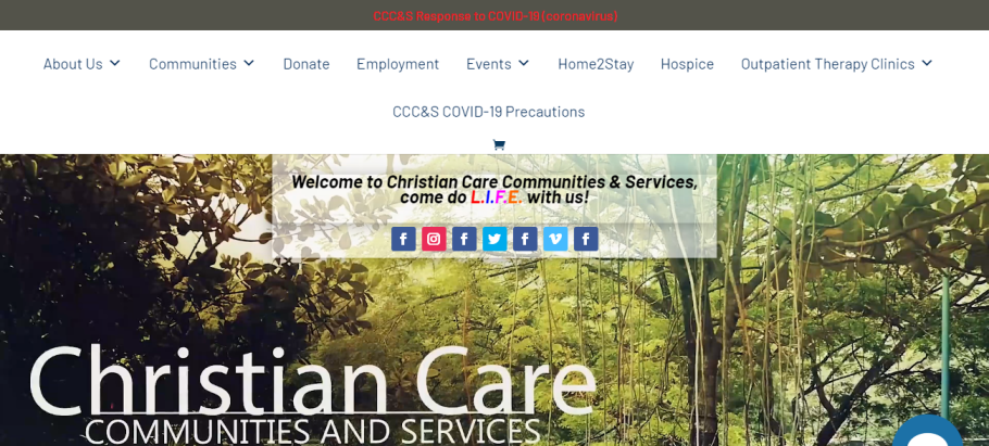 Christian Care Communities and Services in Fort Worth, TX