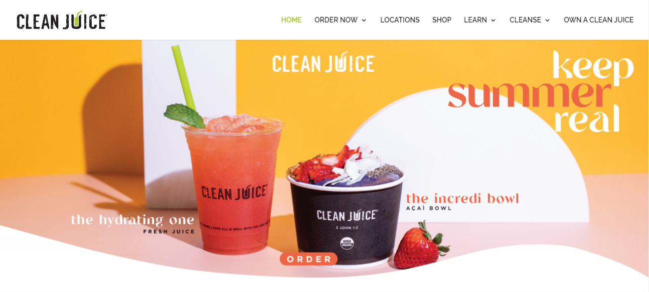Clean Juice in Fort Worth, TX