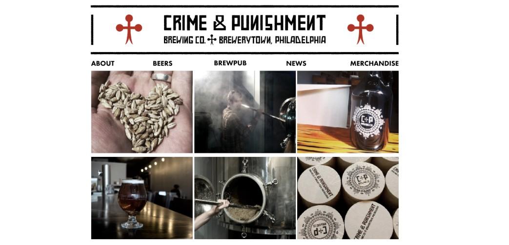Crime & Punishment Brewing