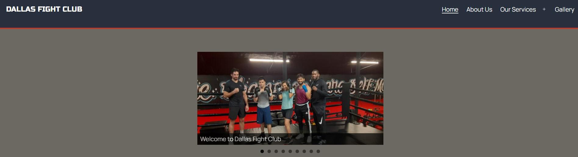 Dallas Fight Club