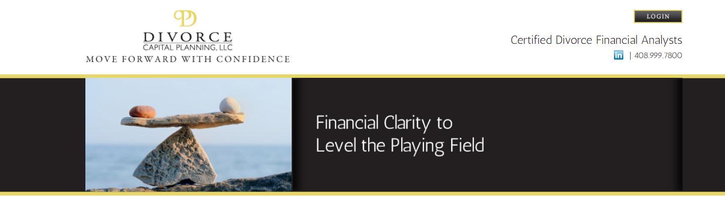 Divoce Capital Planning