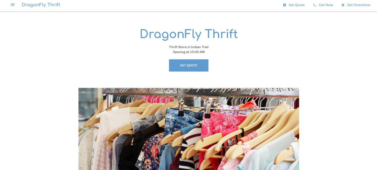 DragonFly Thrift