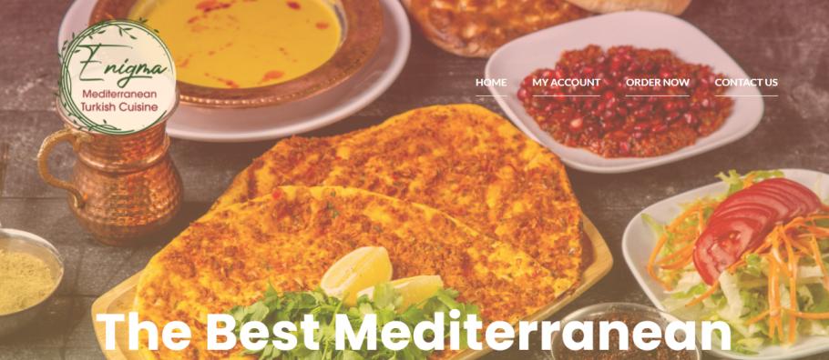 Enigma Mediterranean Turkish Cuisine in Philadelphia, PA