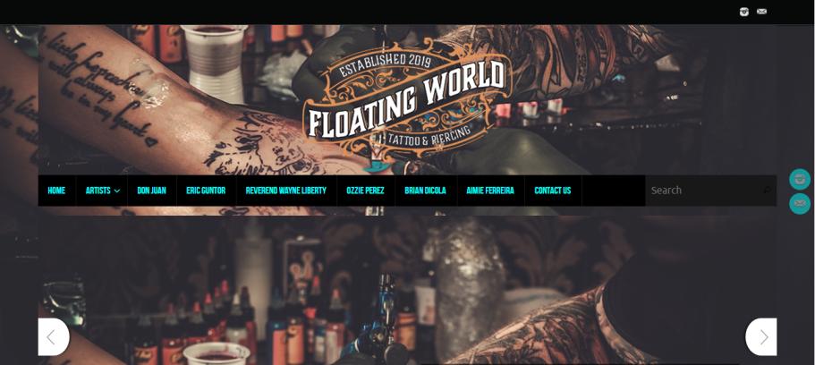 Floating World Tattoo & Piercing in Philadelphia, PA