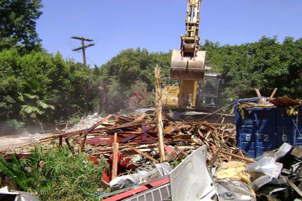 Gas Demolition