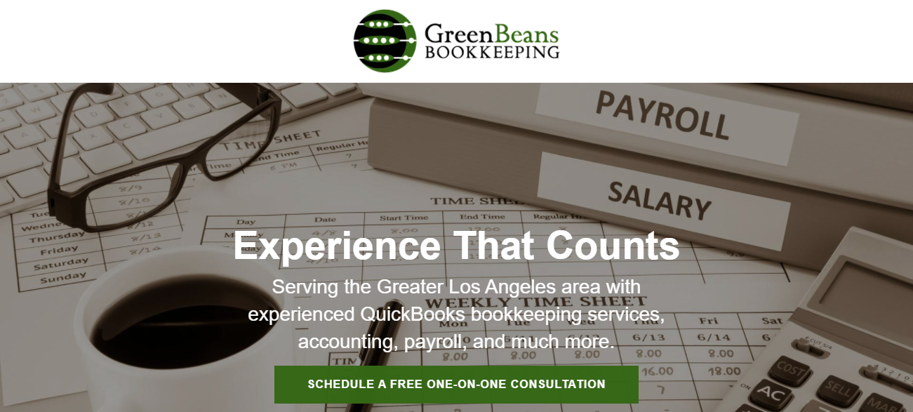 Green Beans Bookkeeping in Los Angeles, CA