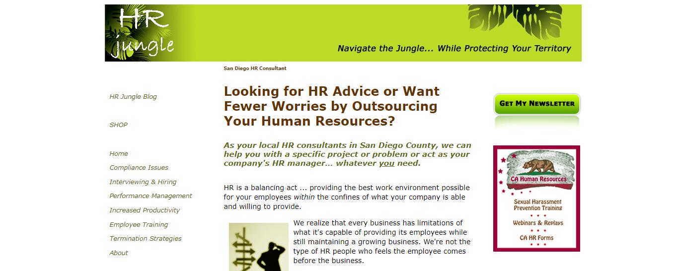 HR Jungle