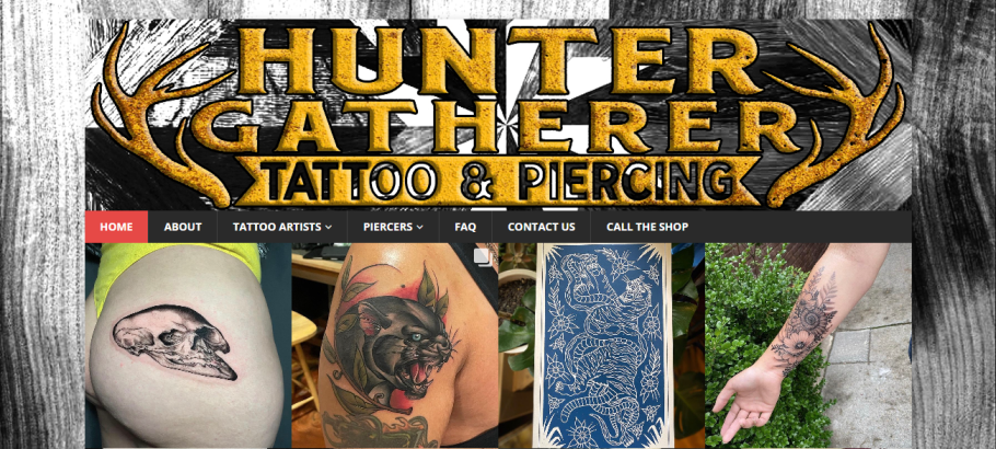 Hunter Gatherer Tattoo & Piercing in Philadelphia, PA