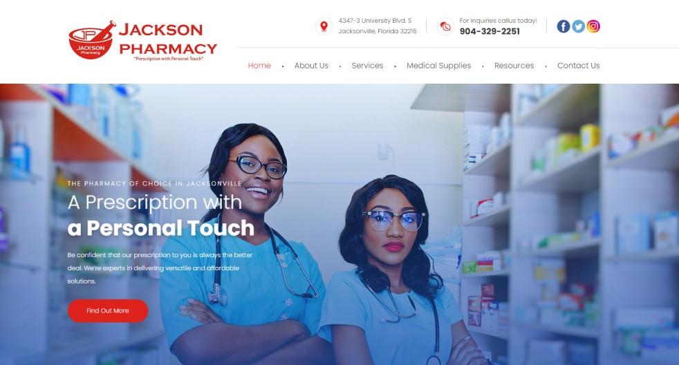 Jackson Pharmacy