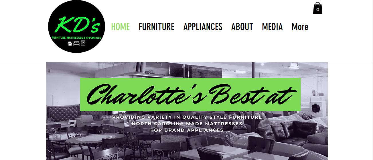 KD's Furniture & Appliances in Charlotte, NC