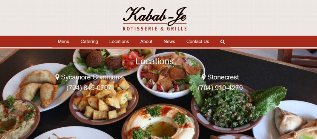 Kabab-Je Rotisserie & Grille