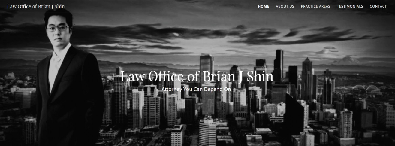 Law Office of Brian J. Shin