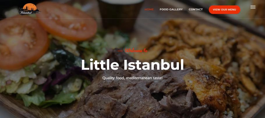 Little Istanbul Restaurant in Philadelphia, PA