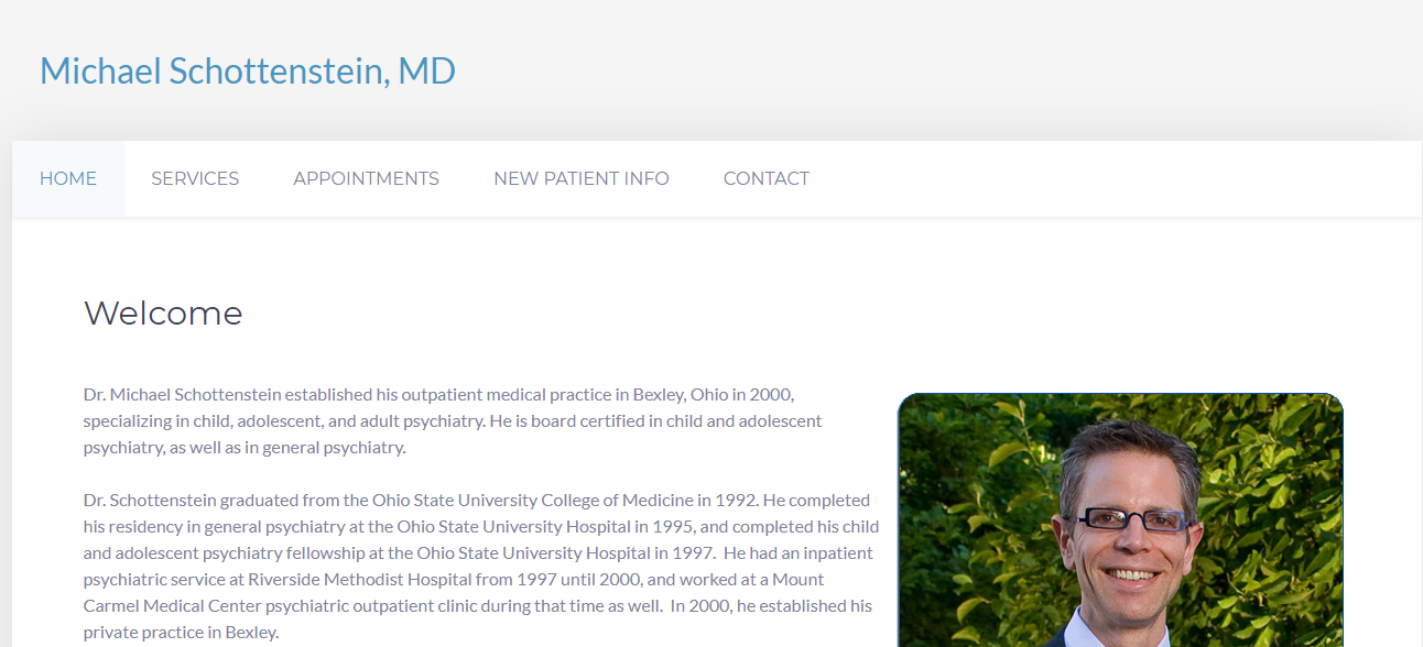 Michael Schottenstein, MD in Columbus, OH