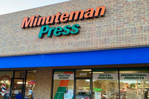 Minuteman Press North San Antonio