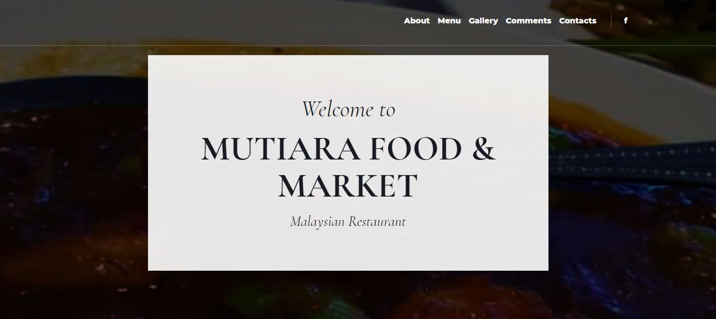 Mutiara Food & Market