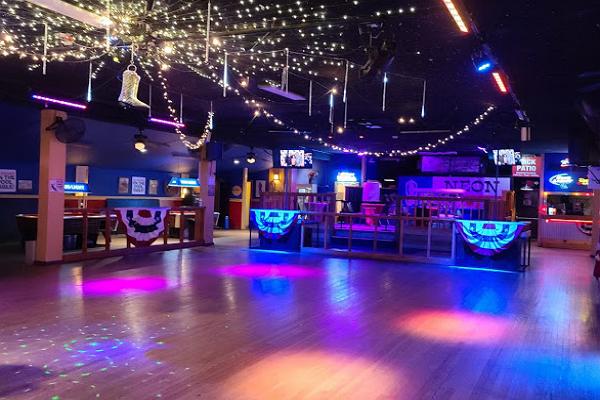Neon Boots Dancehall & Saloon