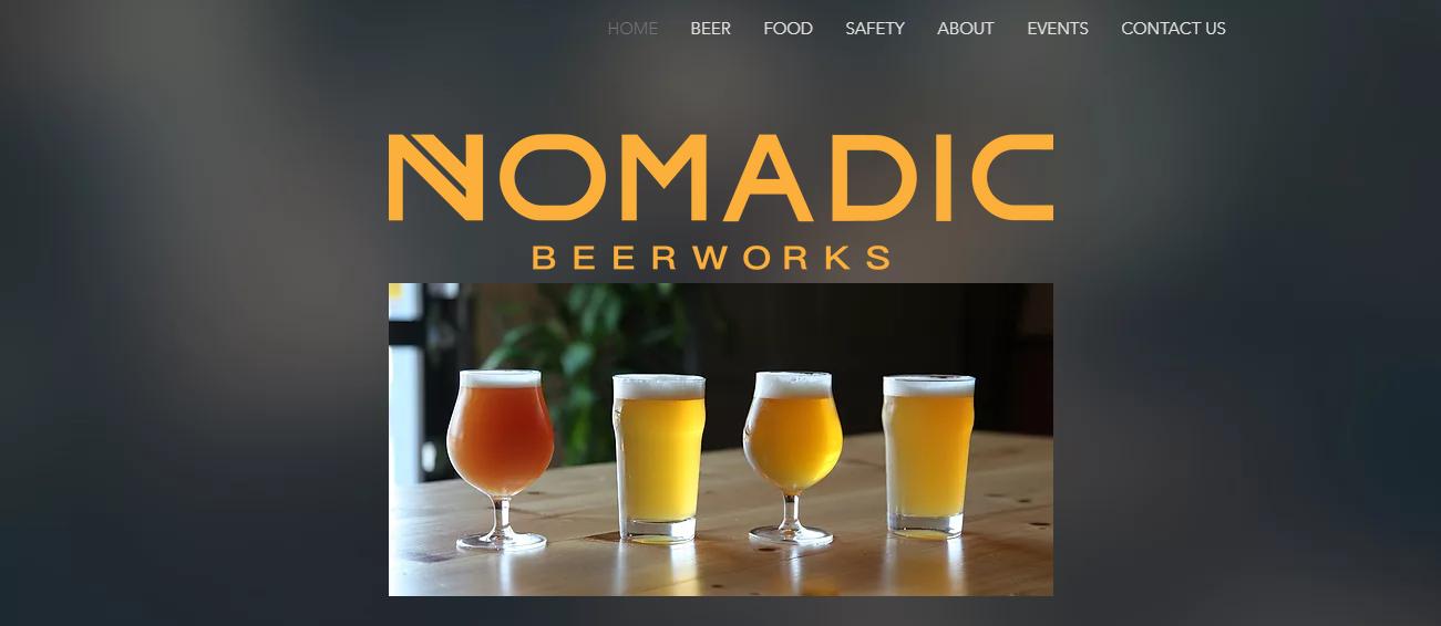 Nomadic Beerworks in Austin, TX