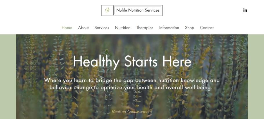Nulife Nutrition Services in San Antonio, TX