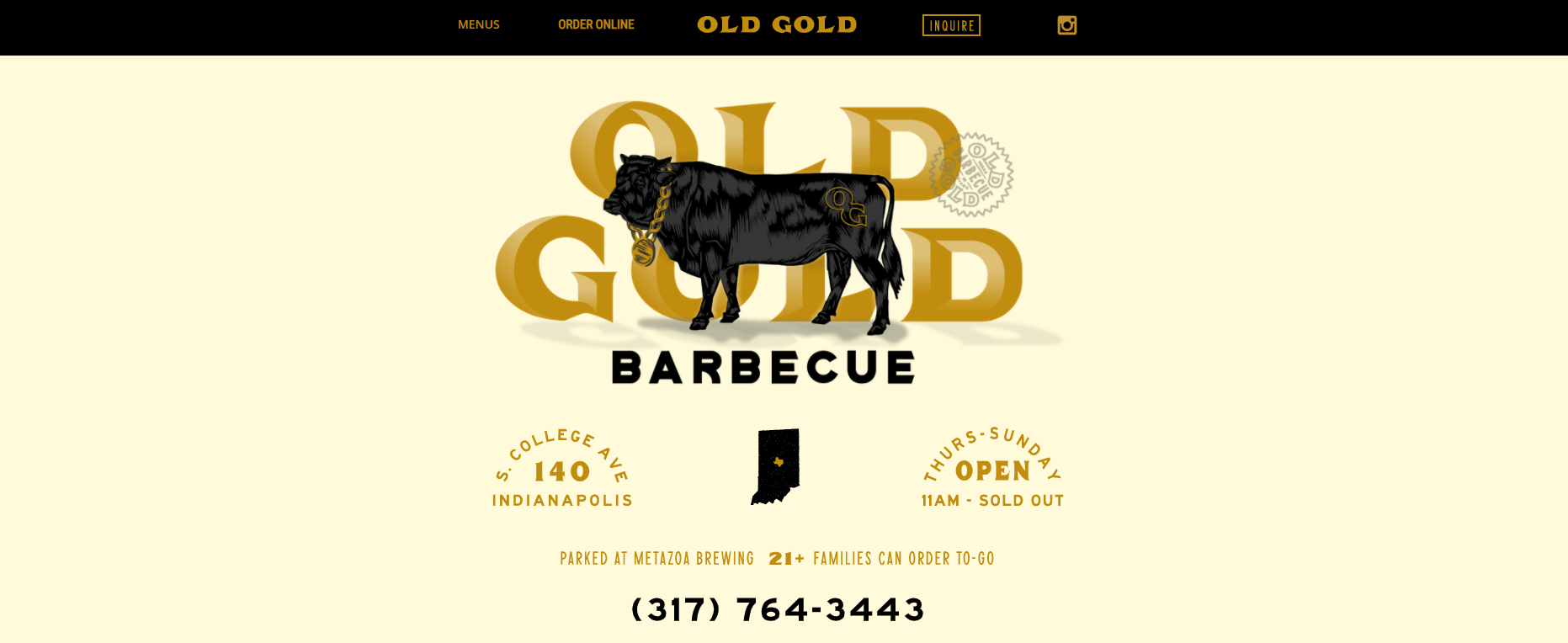 Old Gold Barbeque