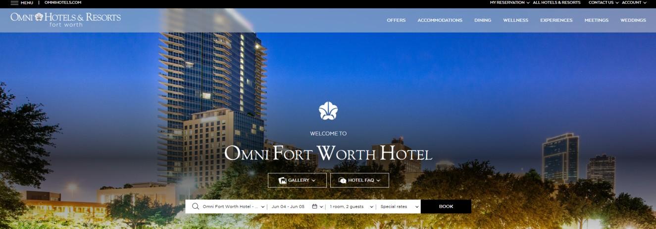 Omni Hotels and Resorts Fort Worth