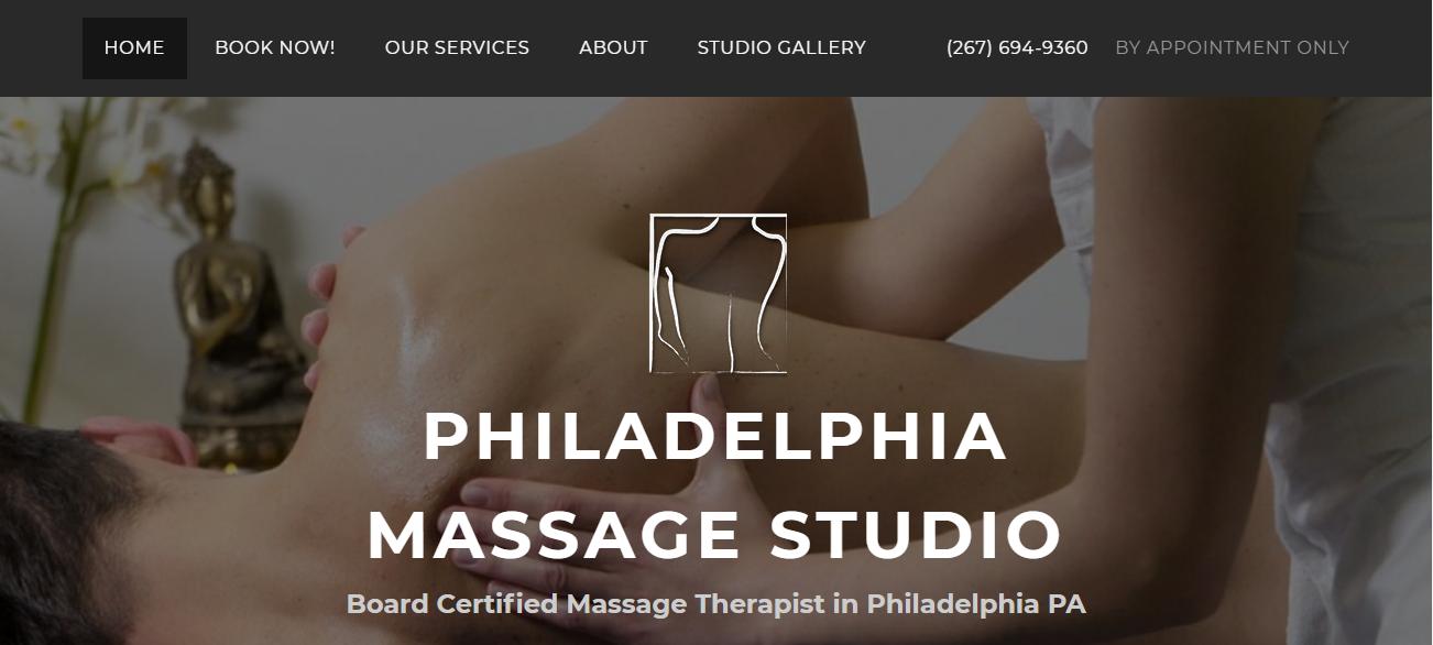Philadelphia Massage Studio in Philadelphia, PA