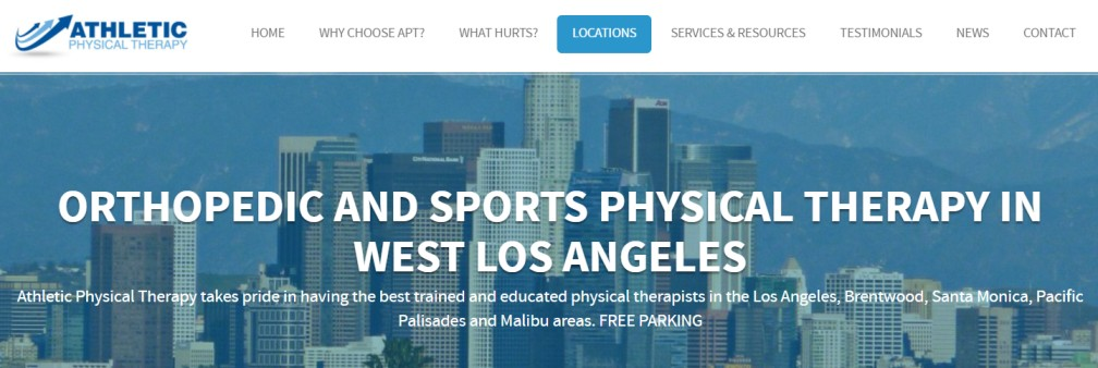 Best Sports Massage Centers in Los Angeles