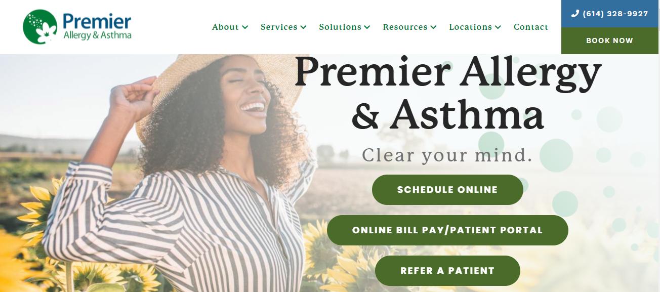 Premier Allergy & Asthma in Columbus, OH